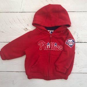 Philadelphia Phillies Baby Hoodie